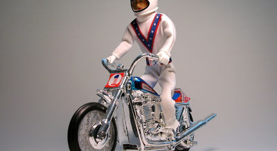 All I Wanted Was An Evel Knievel Stunt Cycle Set