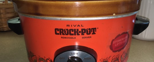 The Crock-Pot Crackpots
