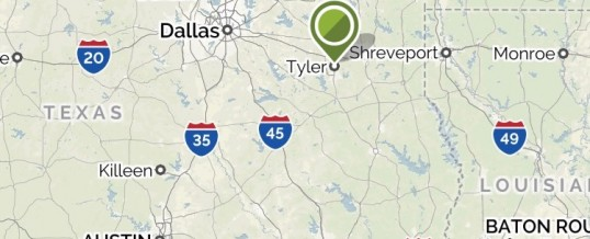 Where The Heck Is Tyler, Texas?