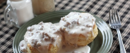 Biscuits, Gravy, and Other Lifesaving Medications